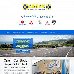 Crash Car Repairs