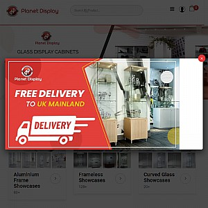 Display Suppliers of Shop Fittings
