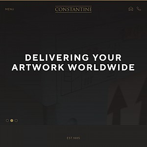 Constantine | Art & Antique Packing, Storage, Shipping Services for Museums, Galleries & Collectors