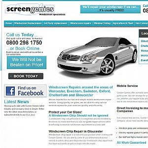 Windscreen Repair Cheltenham, Windscreen Chip, Windscreen Repairs