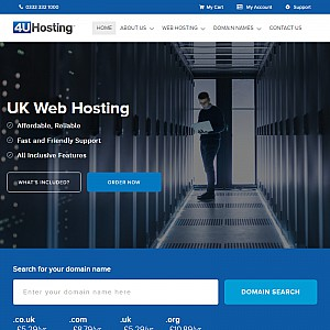 Hosting Offers Great Value UK Web Hosting and