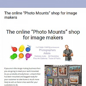 Photo Mounts