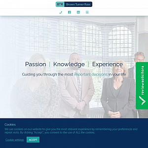 Legal Services on the Website