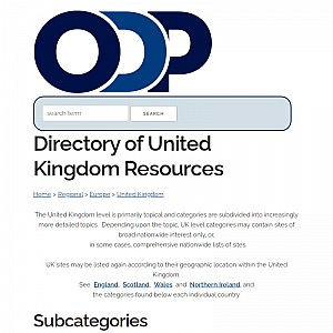 UK Directory of Odp Lists