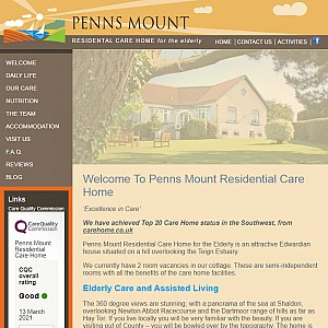 Penns Mount Residential Care Home