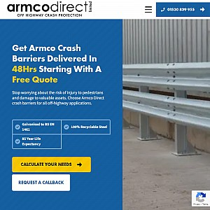 Armco Barriers Direct