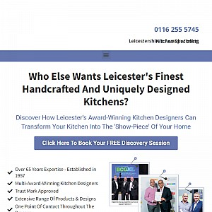 Kitchens in Leicester
